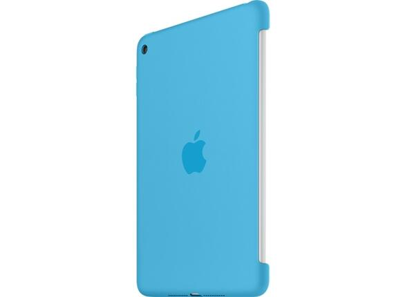 Калъф Apple iPad mini 4 Silicone Case - Blue - 5