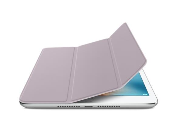 Калъф Apple iPad mini 4 Smart Cover - Lavender - 4