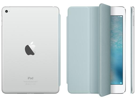 Калъф Apple iPad mini 4 Smart Cover - Turquoise - 3