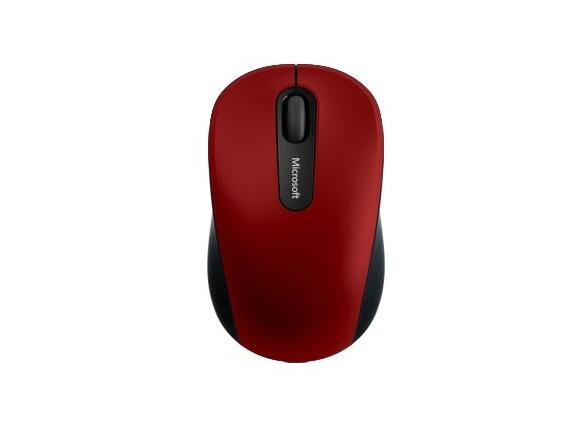 Мишка Microsoft Bluetooth Mobile Mouse 3600 English Retail Dark Red - 2