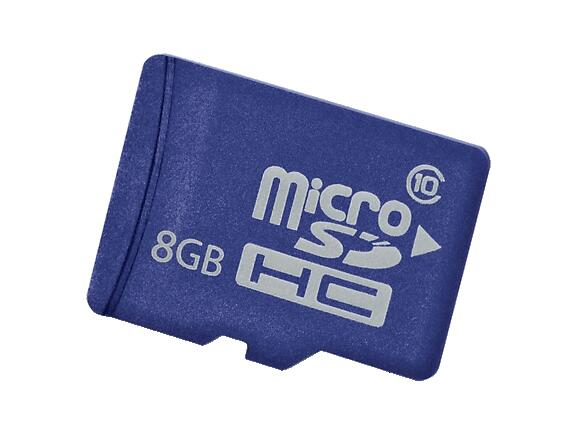 Флаш карта HP 8GB microSD Enterprise Mainstream Flash Media Kit