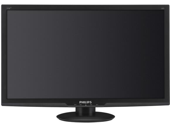 Монитор Philips 273E3LHSB - 2