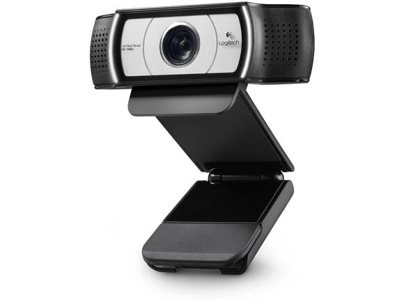 Уеб камера Logitech HD Webcam C930e