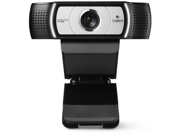 Уеб камера Logitech HD Webcam C930e - 2