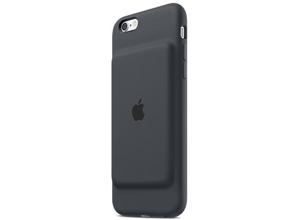 Калъф Apple iPhone 6s Smart Battery Case - Charcoal Gray - 2