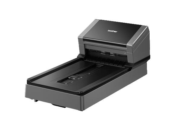 Скенер Brother PDS-5000F high-speed document scanner with flatbed