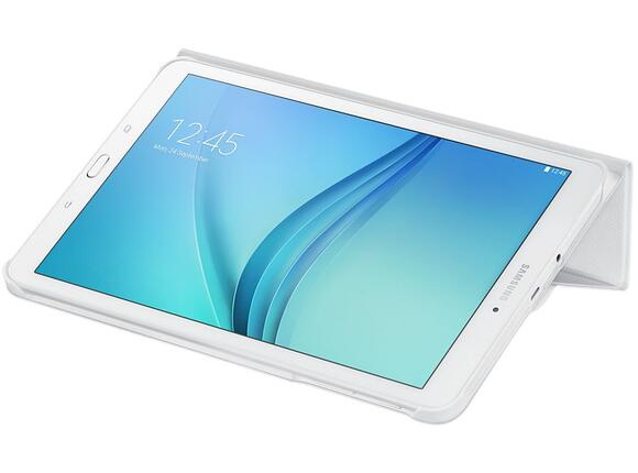 "Калъф Samsung BookCover TabE 9.6"" White - 4"