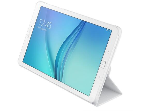 "Калъф Samsung BookCover TabE 9.6"" White - 5"