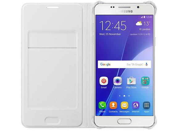 Калъф Samsung A510 FlipWallet White for A5(2016) - 4