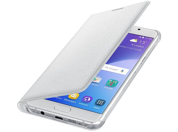 Калъф Samsung A510 FlipWallet White for A5(2016) - 3