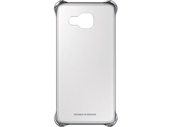 Калъф Samsung A310 ClearCover Silver for A3(2016) - 2