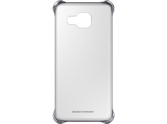 Калъф Samsung A310 ClearCover Silver for A3(2016) - 3