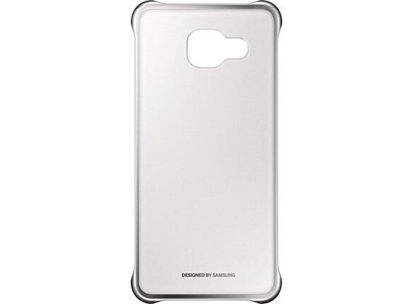 Калъф Samsung A310 ClearCover Silver for A3(2016)