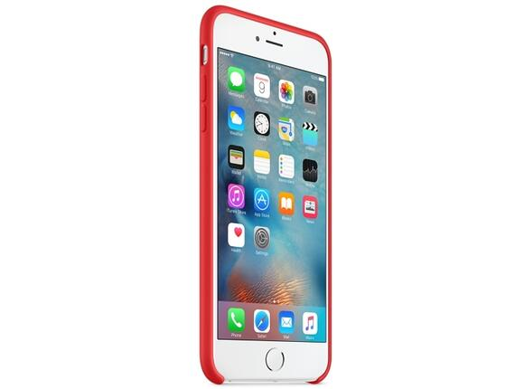 Калъф Apple iPhone 6s Plus Silicone Case - (PRODUCT)RED - 6