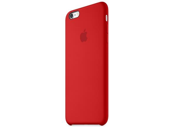 Калъф Apple iPhone 6s Plus Silicone Case - (PRODUCT)RED - 5