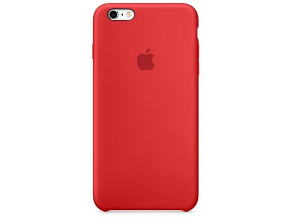 Калъф Apple iPhone 6s Plus Silicone Case - (PRODUCT)RED