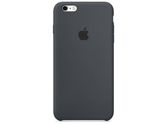 Калъф Apple iPhone 6s Plus Silicone Case - Charcoal Gray