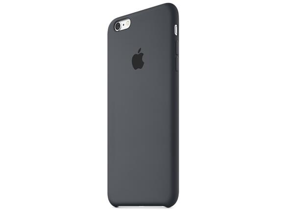 Калъф Apple iPhone 6s Plus Silicone Case - Charcoal Gray - 5