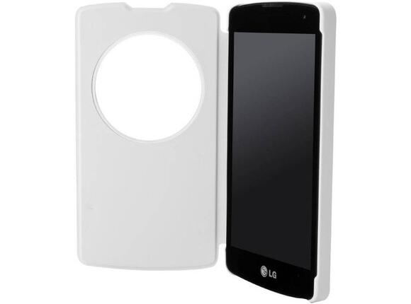 Калъф LG Quick Circle Case L Fino White