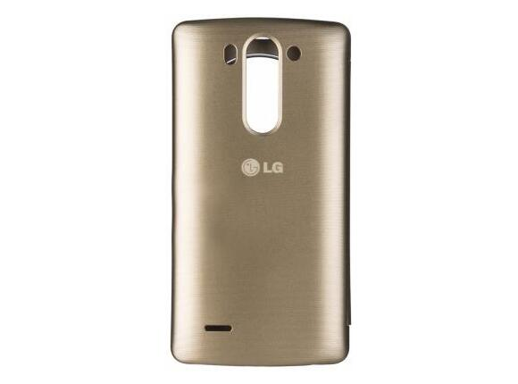 Калъф LG Quick Circle Case G3s Gold - 5