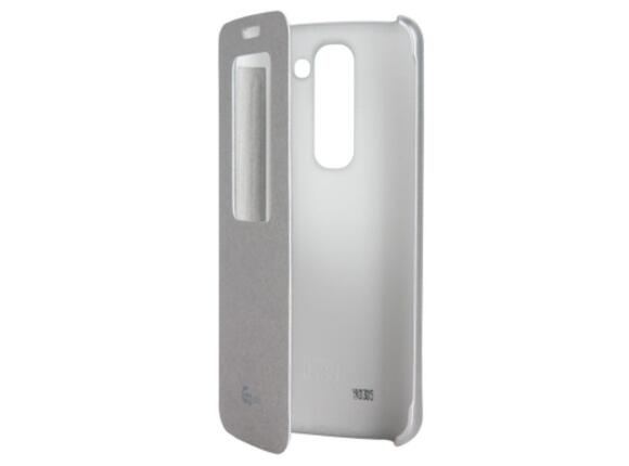Калъф LG Quick Windows Case G2 Mini Silver