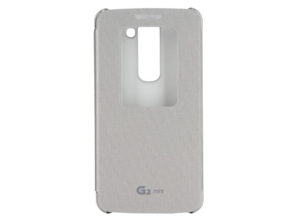 Калъф LG Quick Windows Case G2 Mini Silver - 2