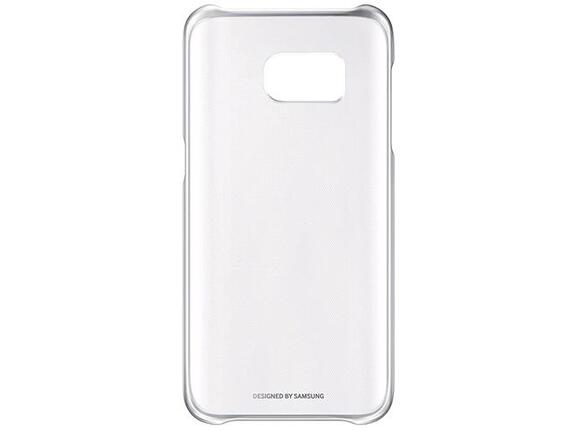 Калъф Samsung G930 ClearCover Silver for GalaxyS7