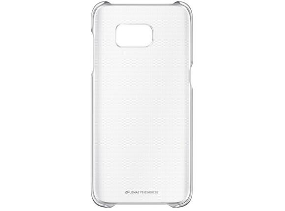 Калъф Samsung G935 ClearCover Silver for GalaxyS7 Edge - 3