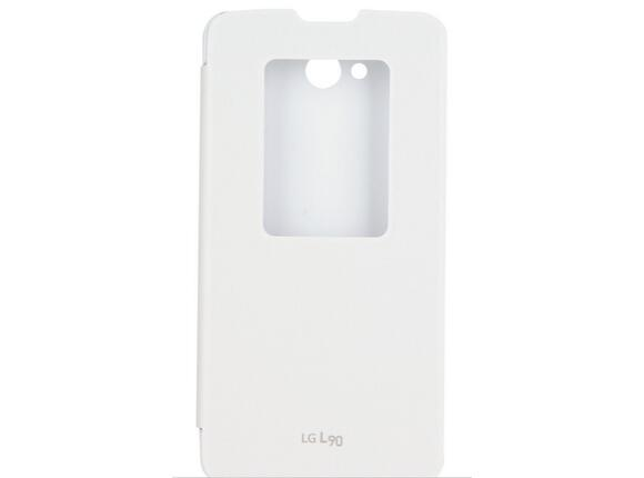 Калъф LG Quick Window Cover L90 White