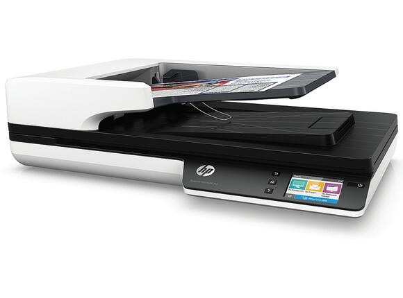 Скенер HP ScanJet Pro 4500 fn1 Network Scanner - 2