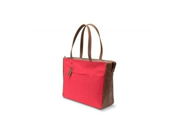 "Чанта HP 14"" Ladies Cases Red/Brown - 4"