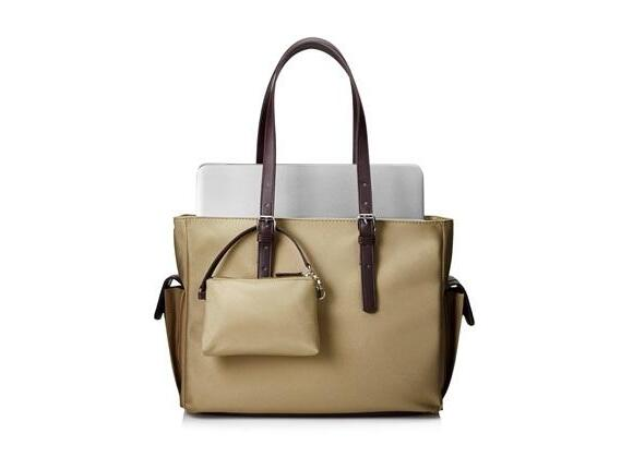 "Чанта HP 14"" Ladies Slim Tote -Taupe"