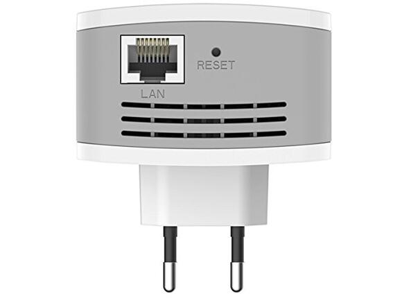 Адаптери и зарядни D-Link Wireless AC1200 Dual Band Range Extender with GE port - 5