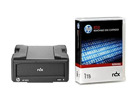 Архивираща система HP RDX+ 1TB External Backup System
