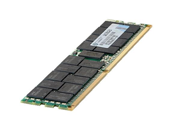 Памет HP 4GB (1x4GB) Single Rank x4 PC3-12800E (DDR3-1600) Unbuffered CAS-11 Memory Kit