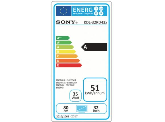 "Телевизор Sony KDL-32RD430 32"" HD Ready LED TV BRAVIA - 6"