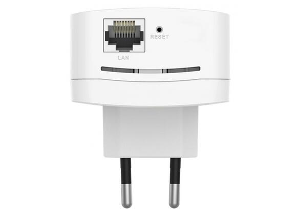 Адаптери и зарядни D-Link Wireless Range Extender N300 With 10/100 port and external antenna - 5