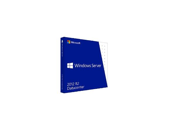 Софтуер Windows Server Datacenter 2012 R2 x64 English 1pk DSP OEI DVD 2 CPU