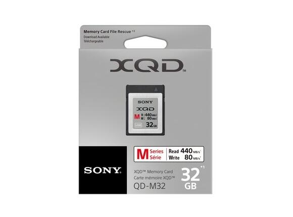 Флаш карта Sony 32GB XQD M series (read 440MB/s - 2