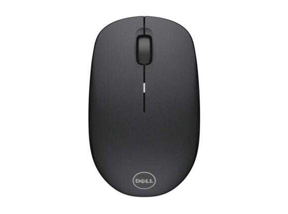 Мишка Dell WM126 Wireless Mouse Black