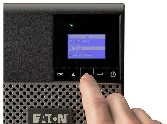 UPS Eaton 5P 850i + Eaton Warranty 5 Years Product Line B - 4