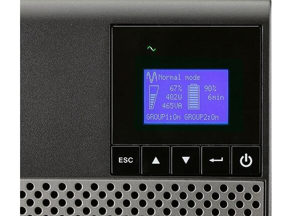 UPS Eaton 5P 1550i + Eaton Warranty 5 Years Product Line C - 5