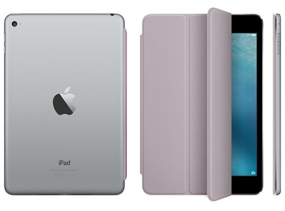 Калъф Apple iPad mini 4 Smart Cover - Lilac - 4