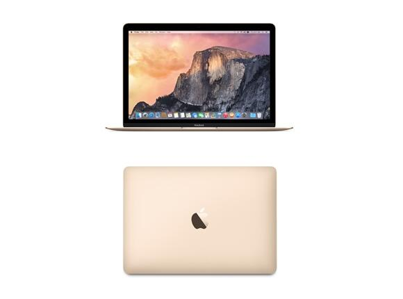 "Лаптоп Apple MacBook 12"" Retina"