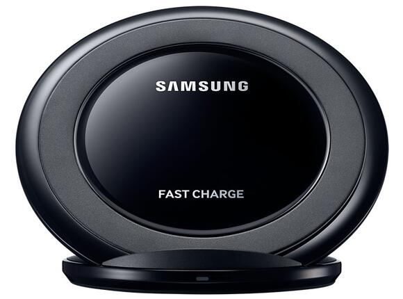Захранване Samsung Wireless Charger Stand Black Edge - 2