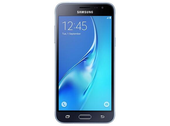 Смартфон Samsung GALAXY J3 2016 SS (SM-J320F) 8GB Black