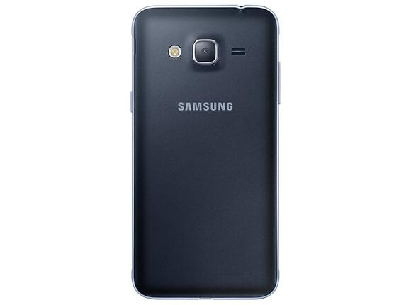 Смартфон Samsung GALAXY J3 2016 SS (SM-J320F) 8GB Black - 2