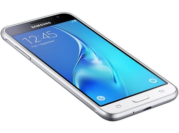 Смартфон Samsung GALAXY J3 2016 SS  (SM-J320F) 8GB White - 5