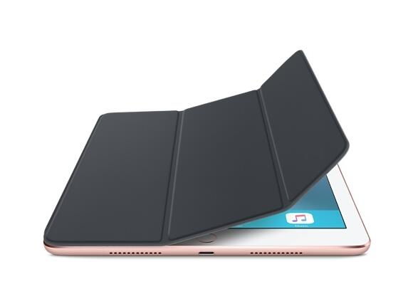 Калъф Apple Smart Cover for 9.7-inch iPad Pro - Charcoal Grey - 3