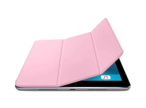 Калъф Apple Smart Cover for 9.7-inch iPad Pro - Light Pink - 5